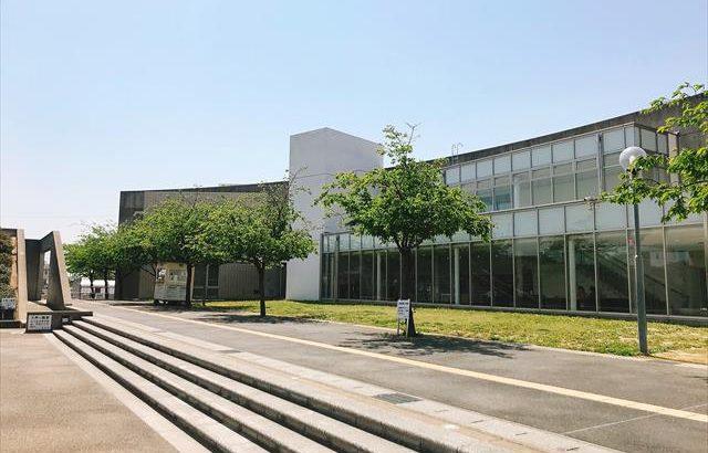 五条川近くにある清須図書館に行ってきました。